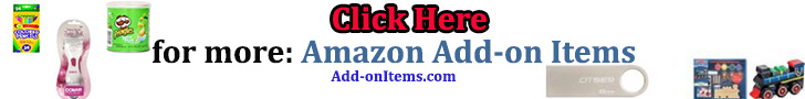 'amazon add-on items' from the web at 'http://mytop10bestsellers.com/wp-content/uploads/2014/08/Amazon-Add-onitems.jpg'