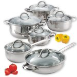 Best selling stainless steel cookware sets