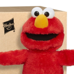 Hugging Elmo Toy