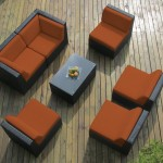 Best Outdoor Wicker Furniture Set