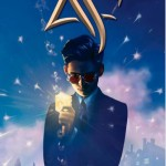 The Artemis Fowl books set