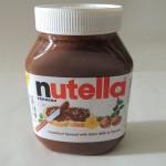 Nutella Chocolate Hazelnut Spread