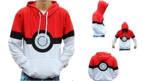 pokeball hoodie