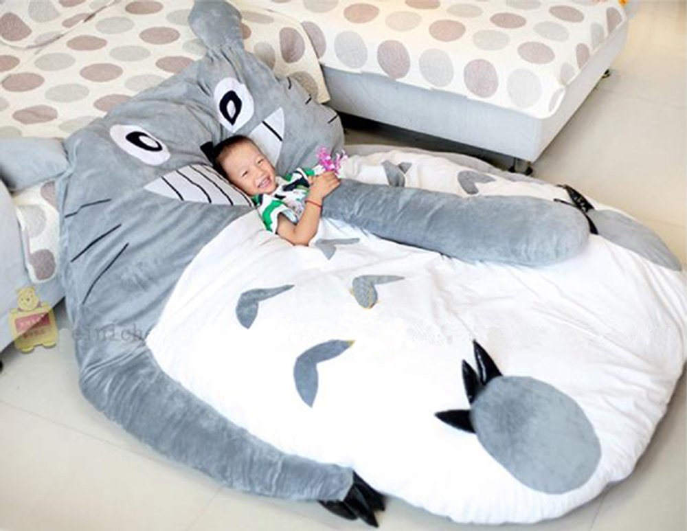 totoro bed