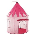 Pink Princess castle tent
