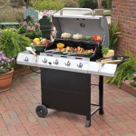Char Broil 4 burner Gas Grill