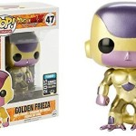Funko Pop Golden Frieza