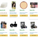 Makeup Coupons with Big Savings of up to 50%