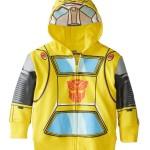 Transformers Clothing:Bumblebee Hoodie