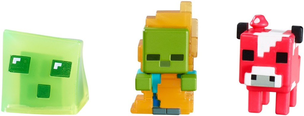minecraft mini figures