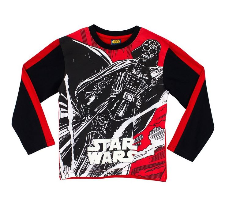 star wars pajamas