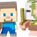 Best Minecraft Mini Figures