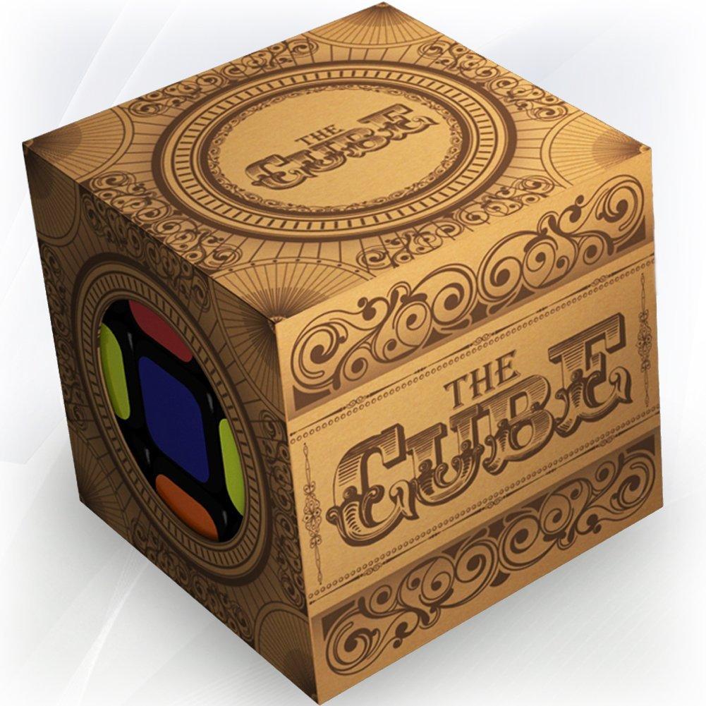 The cube box