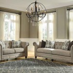 Azlyn Sepia Sofa Loveseat living room sofa set