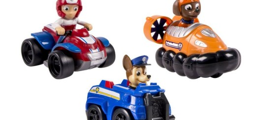 'Paw Patrol rescue racers' from the web at 'http://mytop10bestsellers.com/wp-content/uploads/2016/03/p1-520x245.jpg'