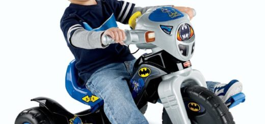 Fisher price batman trike