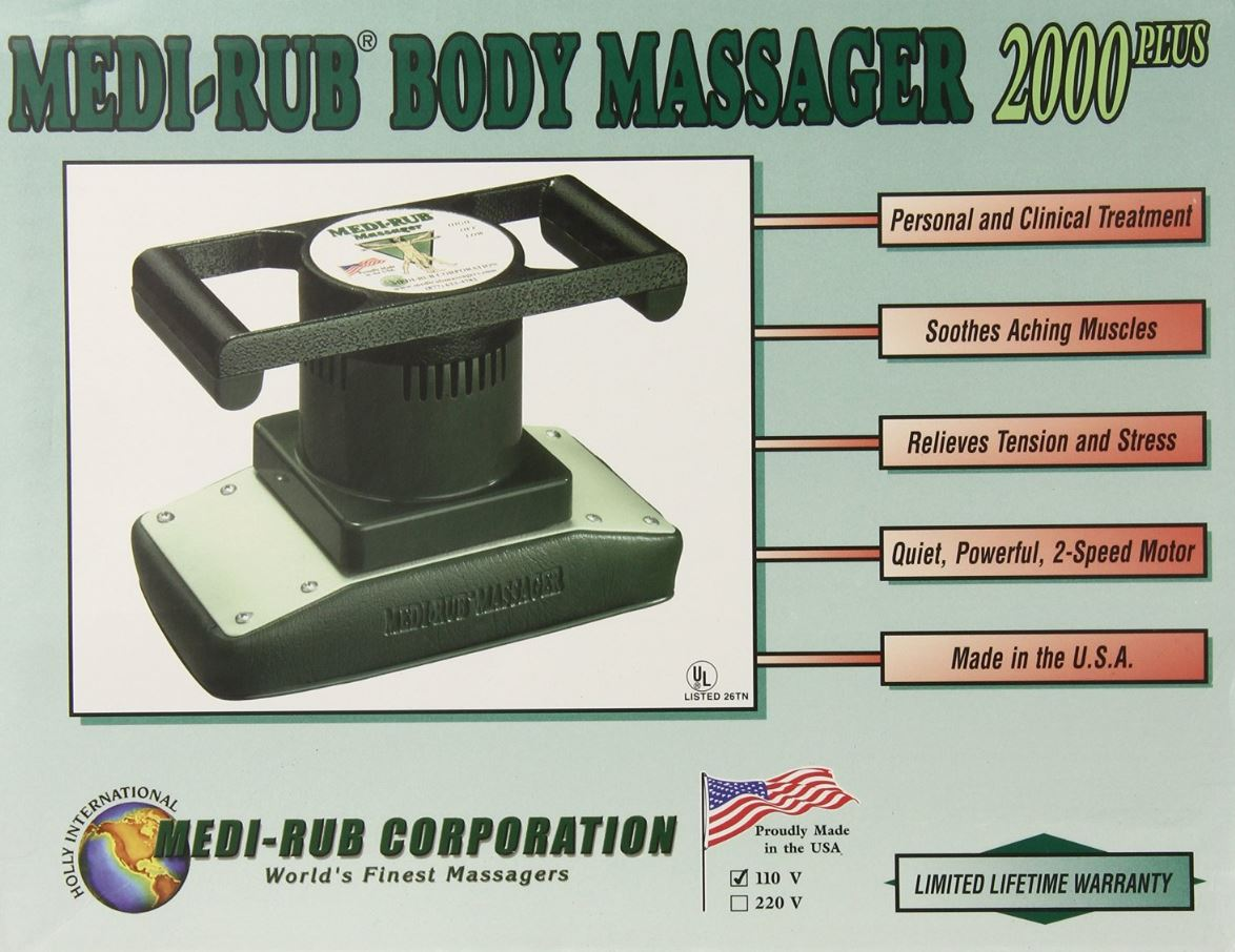 Medi-rub Massager