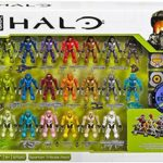 Halo mega Bloks Exclusive Spartan Tribute Set