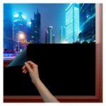 Privacy Window Film:BDF 1BKOT Window Film