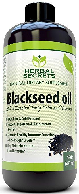 10 Best Black Seed Oils