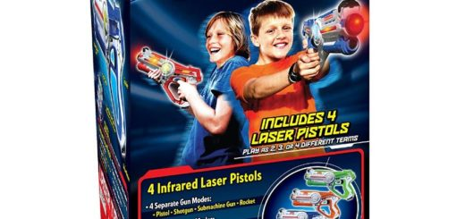 Best laser tag guns for Christmas 2017