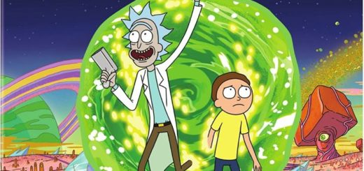 Rick & Morty Season 1