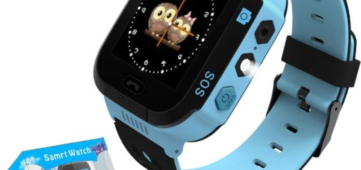 'Best Kids Smartwatches' from the web at 'http://mytop10bestsellers.com/wp-content/uploads/2017/09/kids-watches-520x245.jpg'