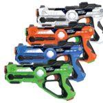 New Laser Tag Guns