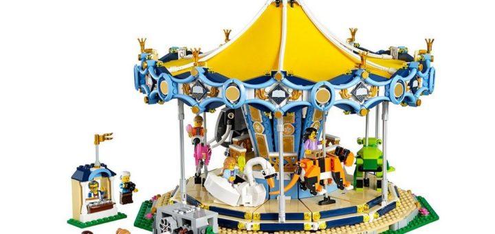 LEGO Creator Expert Carousel