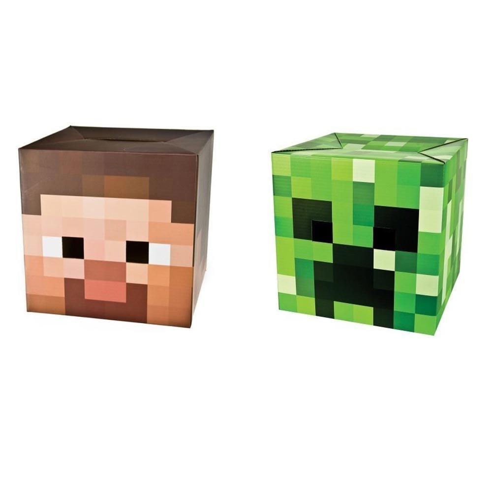 Minecraft Steve Head And Creeper Mytop10bestsellers